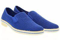 FESTIVAL scarpe da uomo mocassini BOBBY resille unie 1011 bluette n 40