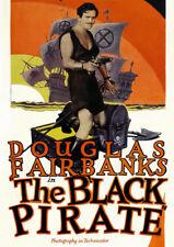 The Black Pirate [New DVD]