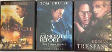 Munich - Minority Report - Trespass (Dvd)