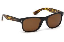 9b43421b1f3 NWT TIMBERLAND Sunglasses TB 9063 01H Polarized Shiny Black   Brown 53 mm  NIB