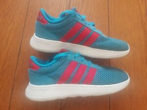 NEO Label Adidas Boy's Blue Trainer Shoes Size Infant 11