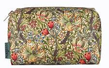 Morris & Co. Golden Lily Cosmetics Bag - Heathcote & Ivory