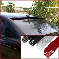 For 09-13 KIA FORTE EX LX SX Sedan Painted B Type PU Rear Roof Spoiler Add Wing