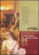 Highlights from Tdk's Opera & Ballet Catalog Dvd