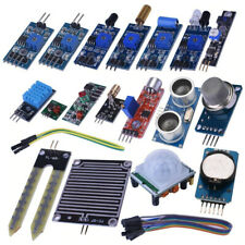 16pcs Sensor Module Kit Set Projects Learning Student For Arduino Uno R3 Nano Pi