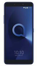 "ALCATEL 3V - Unlocked 4G LTE 6"" Display Fingerprint Dual Main Camera - Black"