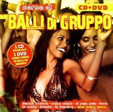 Corso Di Balli Di Gruppo (CD + DVD) HALIDON