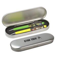Star Trek Floaty Pens Kirk vs. Gorn and Swashbuckling Sulu Tin Set