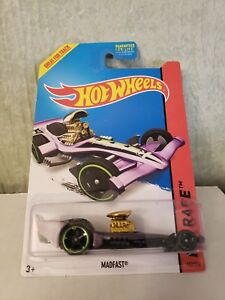 HOT Wheels MADFAST thrilGREAT for track FASTCAR buy3 get1 free add to your cart