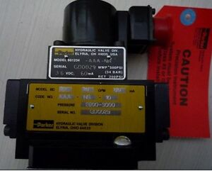 BD15-10 GPM  60MA,AAA-NB-10    NEW PARKER VALVE
