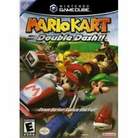 Mario Kart Double Dash - Nintendo Gamecube Game Authentic
