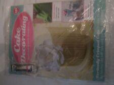 Deagostini Cake Decorating Magazine ISSUE 121 WITH METAL BOW CRIMPER