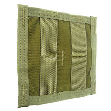 Eagle Industries Horizontal MOLLE Pouch Adapter Khaki Tan