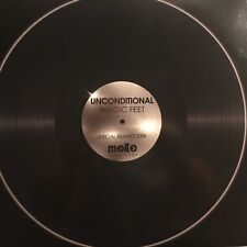 UNCONDITIONAL • Magic Feet (Remixes 2006) • Vinile 12 Mix • 2006 MOLTO