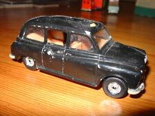 Large CORGI Austin FX4 London Black Taxi Cab