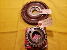 1941-1948 FORD 6 CYLINDER .TIMING GEARS 7HA-6256 STD / 7HA-6306 NOS. #