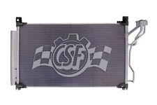 A/C Condenser CSF 10768 fits 15-17 Hyundai Sonata 2.4L-L4