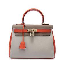 Women's Fashion Genuine Leather Handbag Tote Shoulder Bag Satchel Messenger Bag