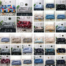 1/2/3/4 Seater Modern Sofa Cover Washable Stretch Cover Slipcover Stretch Set