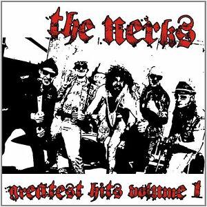 "THE NERKS - ""Greatest Hits Vol 1"" CDLP - Oi/Punk/StreetPunk - few remaining!"