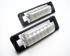 Mercedes Benz C Class W202 E Class W210 Facelift LED License Number Plate Lights