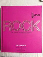 LE LEGGENDE DEL ROCK Volti strumenti miti storia di 50 anni di Musica Artisti