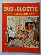 BOB ET BOBETTE n° 189  LES TROGLODYTES   ( EAUBO ) réédition