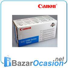 Toner Canon CLC 1100 Series Cian Cyan 1110 1120 1130 1150 1180 Original Nuevo