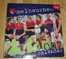 Melbourne Demons 2007 AFL Calendar (sealed)