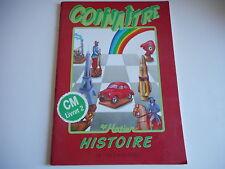 CONNAITRE. HISTOIRE DE 1789 A NOS JOURS - CM LIVRET 2 - HATIER