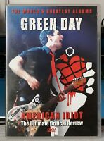 Green Day - American Idiot - World's Greatest Albums DVD (2005)  UK