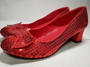 Dorothys Ruby Red Slippers By Ellie