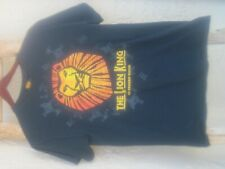 Disney Presents The Lion King The Broadway Musical T-Shirt Youth Medium