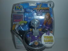 Hannah Montana Plug & Play TV Game - 4 VIDEO GAMES BUILT INCLUDED / BRAND NEW