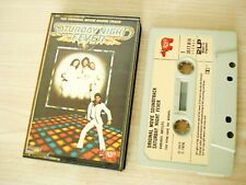 Saturday Night Fever OST 2LP UK Cassette Bee Gees RSO 3517 014 1977 EX