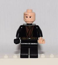 Lego Minifigure sw120 Star Wars Anakin Skywalker No Hair 7256 7283     #LX719