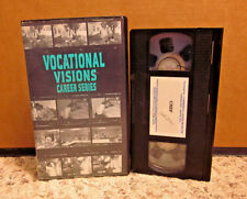 VOCATIONAL VISIONS educational Cooking jobs CHEF career training VHS awareness