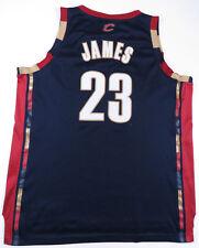NWOT Lebron James Cleveland Cavaliers Swingman Adidas NBA Basketball Sewn Jersey