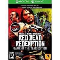 Red Dead Redemption: Game of the Year Edition For Xbox One & Xbox 360 BRAND NEW