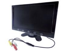 MONITOR LCD 10.1 POLLICI  PULSANTI TOUCH 2 INGRESSI AV PER VIDEOSORVEGLIANZA