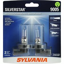 Sylvania Silverstar 9005ST/2 Headlight Bulbs - Pair
