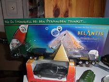 GRELL 1/87 TRUCK CAMION STERNQUELL PYRAMIDE DE BELANTIS RARE NEUF BOITE