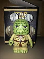"Yoda Eachez 3"" Vinylmation Star Wars #3 Limited Edition 2250"