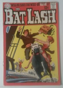 BAT LASH # 3 - DC COMICS - MARCH 1969