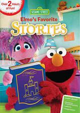 Sesame Street: Elmos Favorite Stories (DVD, 2016) NEW