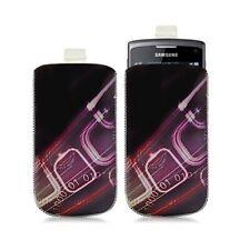 Housse coque étui pochette pour Samsung Wave 3 avec motif HF07