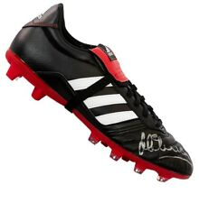 Michael Owen Signed Football Boot - Adidas Gloro Autograph Cleat