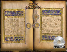 14th-century manuscript Qur'an Quranics and its Collection Arabic calligraphy