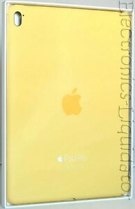 Authentic Apple Yellow Silicone Case for iPad Pro 9.7 & iPad Air 2 - Brand New!