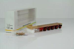 4 Tore als Bausatz VK Modelle Umschlaghalle Standard Maßstab 1:87 //VKN19